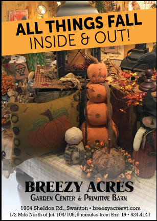 Breezy Acres Primitive Barn Fall Decor!