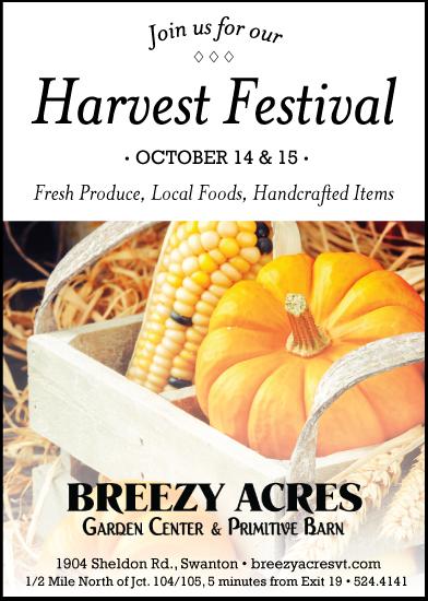 2017 Breezy Acres Harvest Fest
